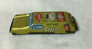 Vintage-TN-NOMURA-MADE-IN-JAPAN-Tin-Litho-Toy-Car-SPECIAL-INSTANT-COFFEE