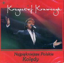 CD KRZYSZTOF KRAWCZYK Polskie kolędy   Cristmas Carols