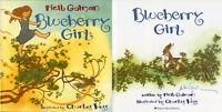 Neil Gaiman Signed Autographed Blueberry Girl Hc 1st Ed /1st Print