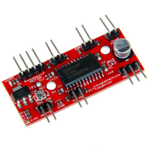 Geeetech Stepper Motor EasyDriver Shield base on A3976 for Arduino on