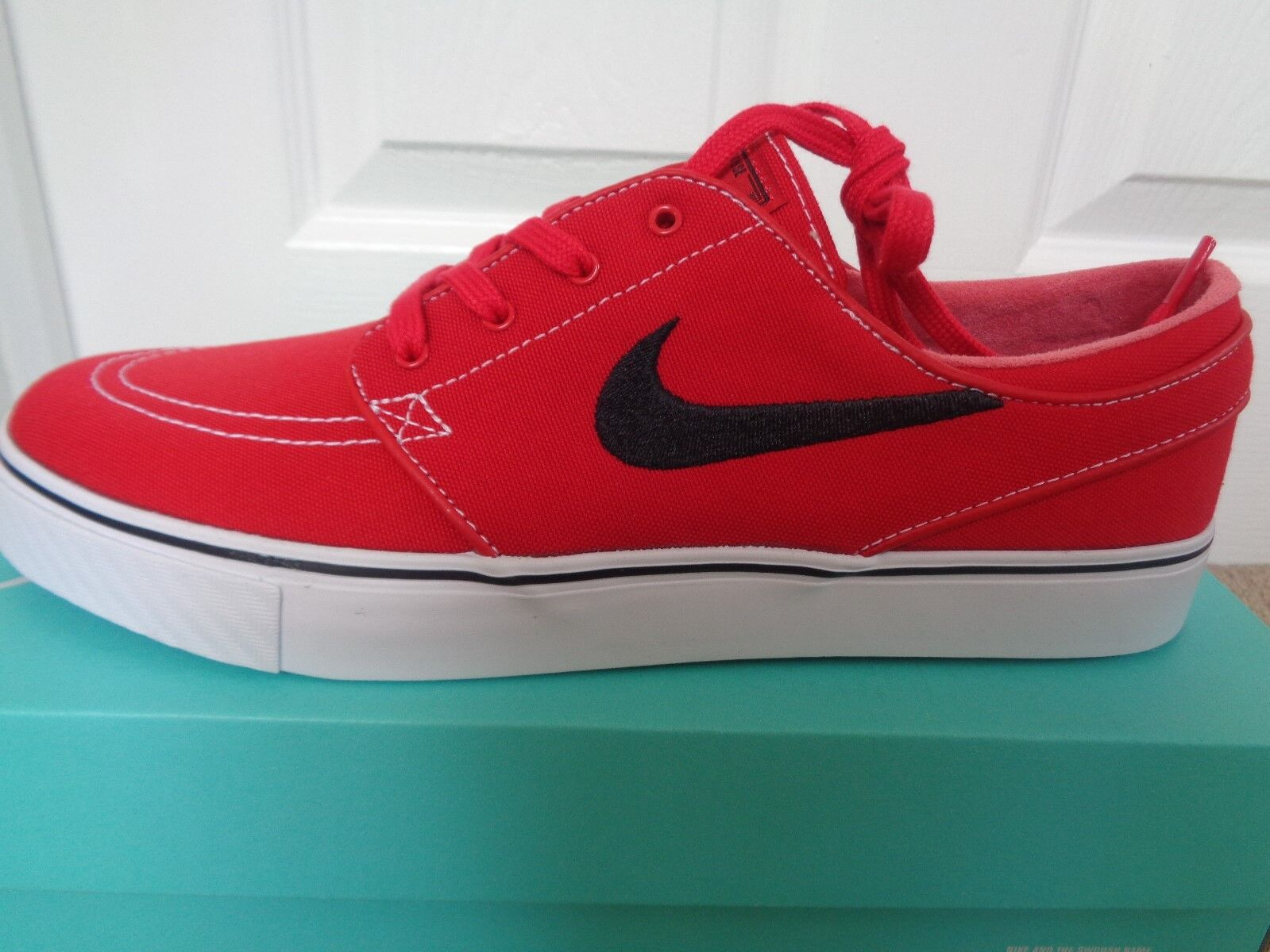 Nike Nike Nike Zoom Stefan Janoski CNVS trainers 615957 603 uk 8.5 eu 43 us 9.5 NEW+ BOX a2a227