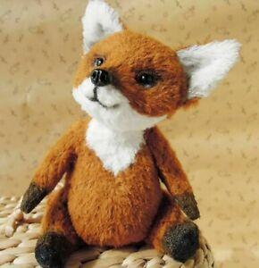 OOAK-Artist-teddy-bear-fox-6-034