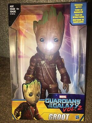Guardians of the Galaxy Vol.2 Walmart EXCLUSIVE GROOT Ravager Outfit NIB