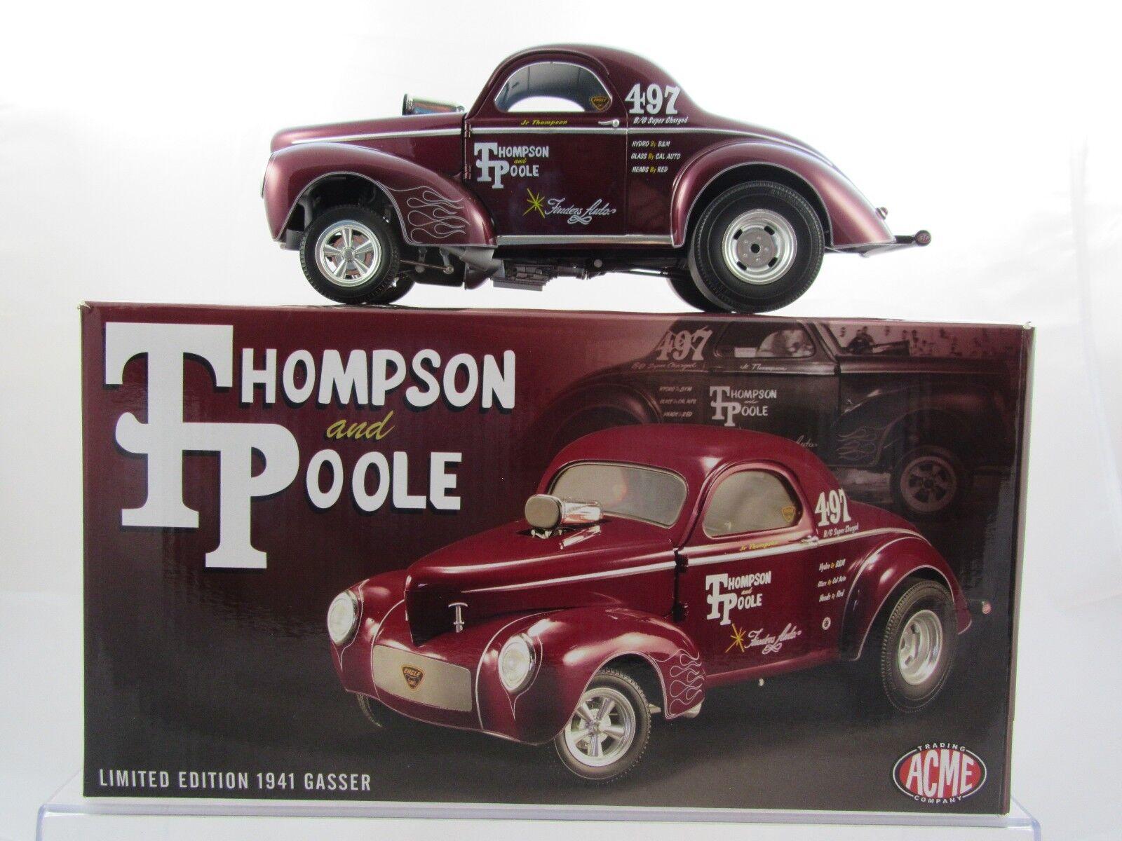 ACME 1941 Thompson & Poole Gasser A1800909