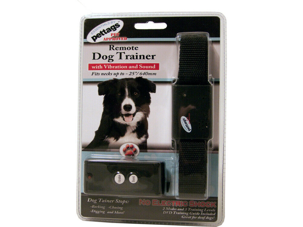 Pettags Remote Dog Trainer With Vibration And Sound
