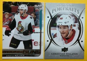 2028-19-UD-Upper-Deck-Young-Guns-460-Christian-Wolanin-UD-Portraits-Rookie