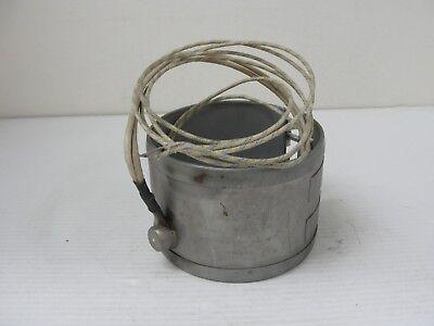 """Watlow SHV1A2A2 L10 Band Heater 9509-200W 1/"""" ID x 2/"""" L 240V 10/"""" Leads"""