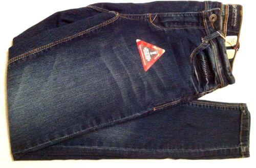 NUOVA linea donna Crosshatch Tiana Skinny Stretch Jeans w26 l32 identica all/'interno gamba 29.5