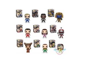 precios ultra bajos Pop  TV Power Rangers Serie 7 Conjunto de de de 9 figuras de vinilo por Funko  bajo precio del 40%