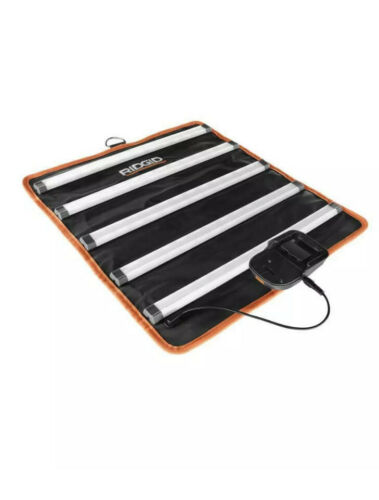 Ridgid Mat Light Tool Only LED Compact Durable Portable Power Source 18Volt