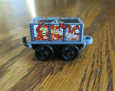 Vibrant Creature Troublesome Truck Thailand 2016 Wave 4 Four Thomas Minis