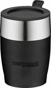 152b4a569d5 Thermos ThermoCafe Primo Desk Cup Black 250ml 5010576809711 ...