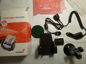 TOMTOM-Holder-XDA-MDA-Siemens-SX56-Qtek-2020-1010-Car-Charger-amp-Connection-Cable