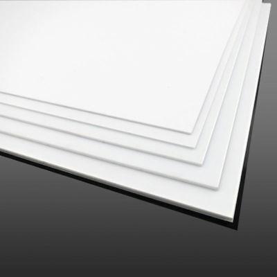 ABS Plastic Sheet Decoration DIY Craft Flat Plate 200x200x0.5mm//100x100x0.5mm