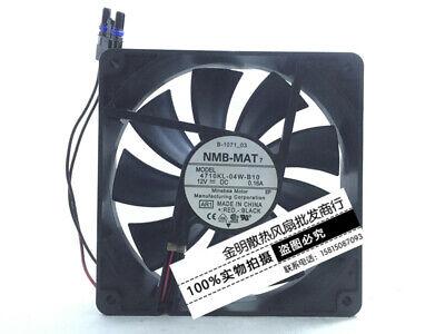 NMB 12025 4710KL-04W-B29 DC12V 0.25A 12CM cooling fan
