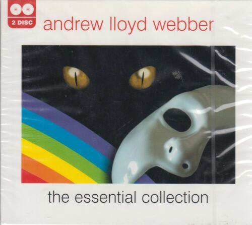 1 of 1 - ANDREW LLOYD WEBBER: ESSENTIAL COLLECTION – 2 CDs (2006) EVITA CATS ETC