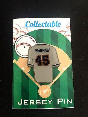 ZuverläSsig New York Mets Tug Mcgraw Revers Pin-ya Gotta Believe Collectugble #1 Bestseller Baseball & Softball
