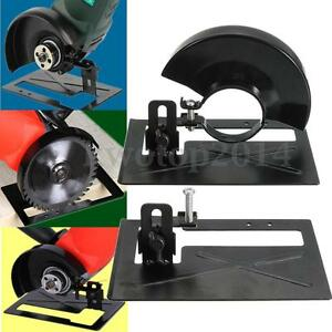 Metal-Angle-Grinder-Cutting-Machine-Stand-Holder-Guard-Shield-Conversion