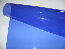 """21"""" x 48"""" 201 FULL Blue CTB illuminazione Filtro Colore Gel TEATRO TV party luci"""