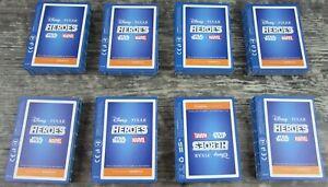Sainsburys-Heroes-Cards-1000-Packs-Pixar-Marvel-Disney-Star-Wars-Loose-4000-Card
