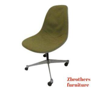 Exceptionnel Image Is Loading Vintage Herman Miller Fiberglass Egg Office Desk Chair