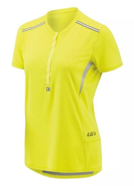 Louis Garneau East Branch Women/'s Teal Cycling Jersey Short Sleeve Shirt SM MED