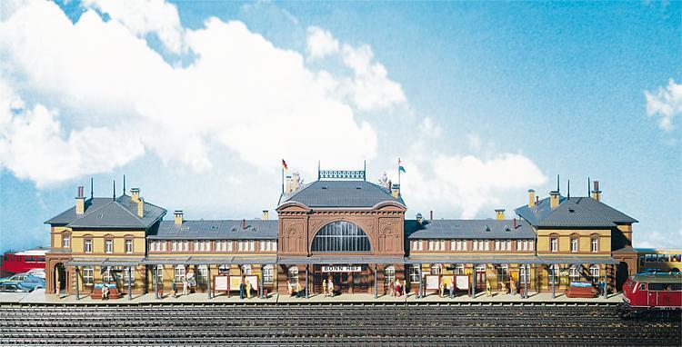 Faller 212113 Spur N   Bahnhof Bonn    NEU in OVP  98d6ab