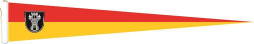 Langwimpel Fahne Flagge Menden verschiedene Größe