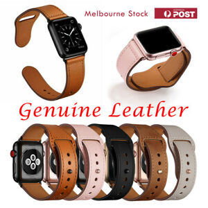 Genuine-Leather-Strap-iWatch-Band-for-Apple-Watch-Series-6-5-4-3-2-1-SE-40mm-44