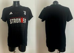 Juventus-SCUDETTO-maglia-STRON9ER-2020-after-match-worn-shirt-SIGNED-CHIELLINI