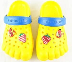 so süß cool Sommer Erdbeere Mädchen Fuß Form Urlaub Strand Sandalen Schuhe