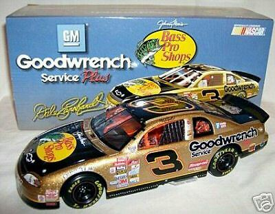 Action 1 24 GOODWRENCH BASS PRO SHOPS DALE EARNHARDT