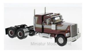 64091-Neo-Diamond-Reo-Raider-metallic-dunkelrot-Zugmaschine-1974-1-64