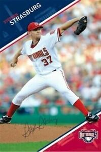 STEPHEN-STRASBURG-WINDUP-22x34-POSTER-Washington-Nationals-MLB-Baseball
