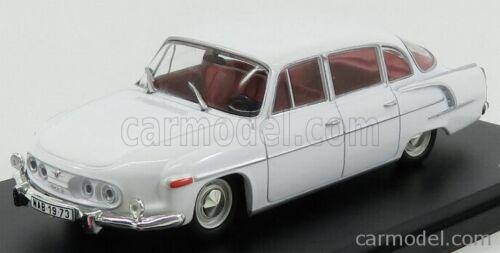 ABREX 143ABS-401E SCALA 1//43 TATRA 603 4-DOOR 1969 WHITE MODEL NEW