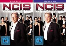 7 DVDs * NCIS - SEASON / STAFFEL 3  ( 3.1 - 3.2 ) IM SET ~ NAVY # NEU OVP +