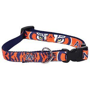 LSU Tigers Dog Pet Premium 6ft Nylon Leash Lead Licensed SMALL