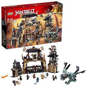 Lego Ninjago La Fosse Du Dragon 70655