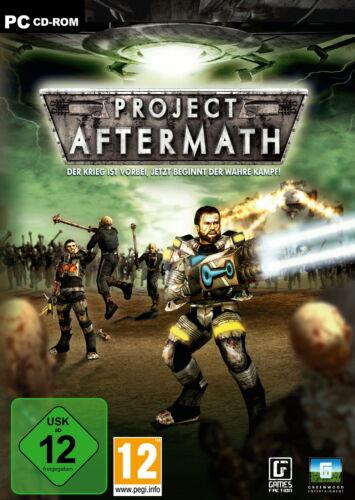 """1 von 1 - PC-Spiel: Project Aftermath """"Der Krieg ist vorbei,jetzt beginnt der wahre Kampf"""""""