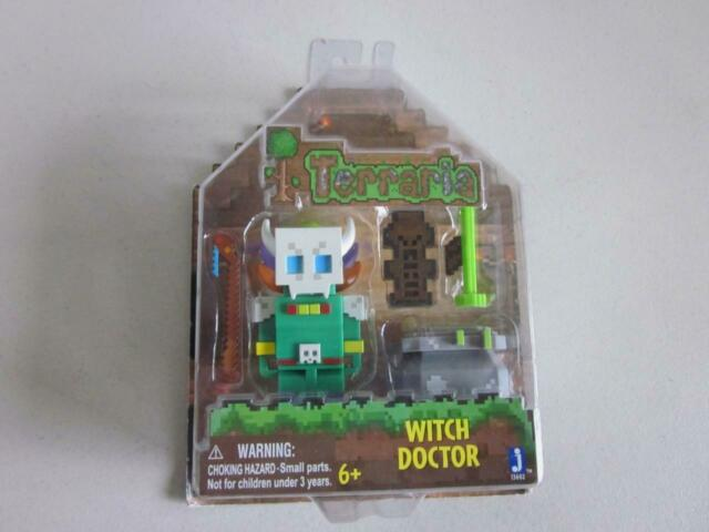 Terraria Witch Doctor Toy with Accessories
