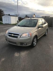2011 Chevrolet Aveo Le