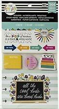 New Listinghappy Planner Card Sticker Note Student All The Cool Kids Are Kind Kids 366 Pc