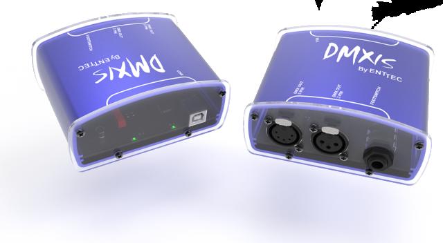 Ongebruikt ENTTEC DMXIS 70570 USB 512-ch DMX Interface for sale online | eBay PR-54