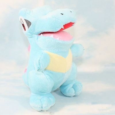 7'' 18cm Anime Pokemon Totodile Plush Toy Doll Figure Collectible Cute Gift