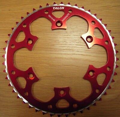 HONDA CR125//250 CRF250//450  47 TEETH RFX  ALUMINIUM  REAR SPROCKET RED
