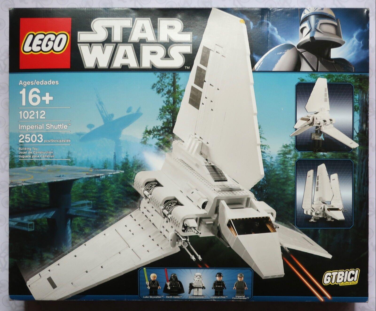 LEGO STAR WARS  UCS   `` IMPERIAL SHUTTLE ´´  Ref 10212  NUEVO A ESTRENAR