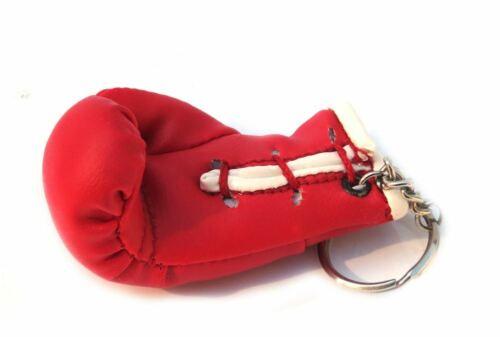 Splay Boxing Glove Key Ring keyring present chain gift glove