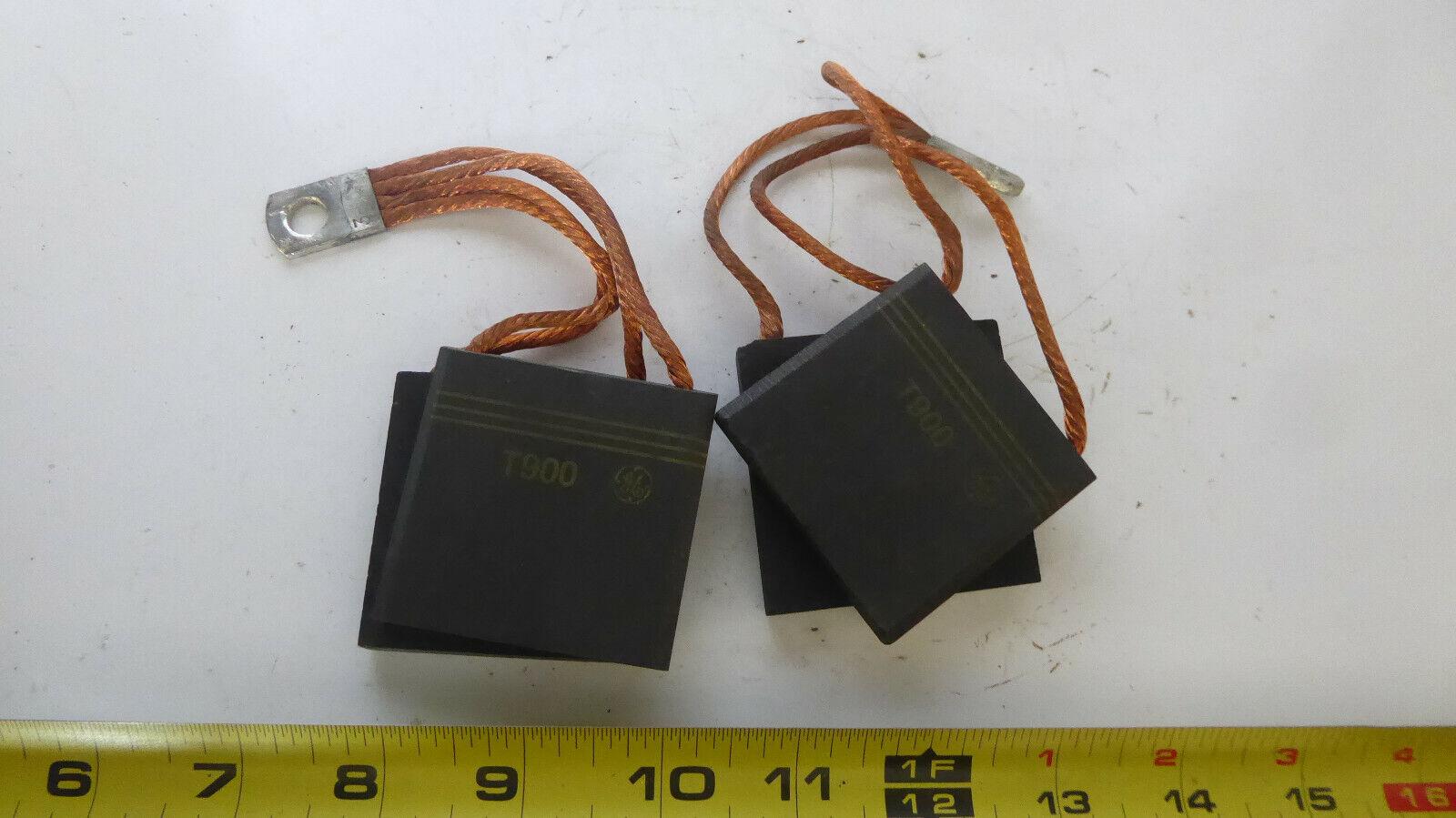 GE Morgan Graphite Carbon Brushes T959 OEM #41B535803P3 **Lot Of 8**
