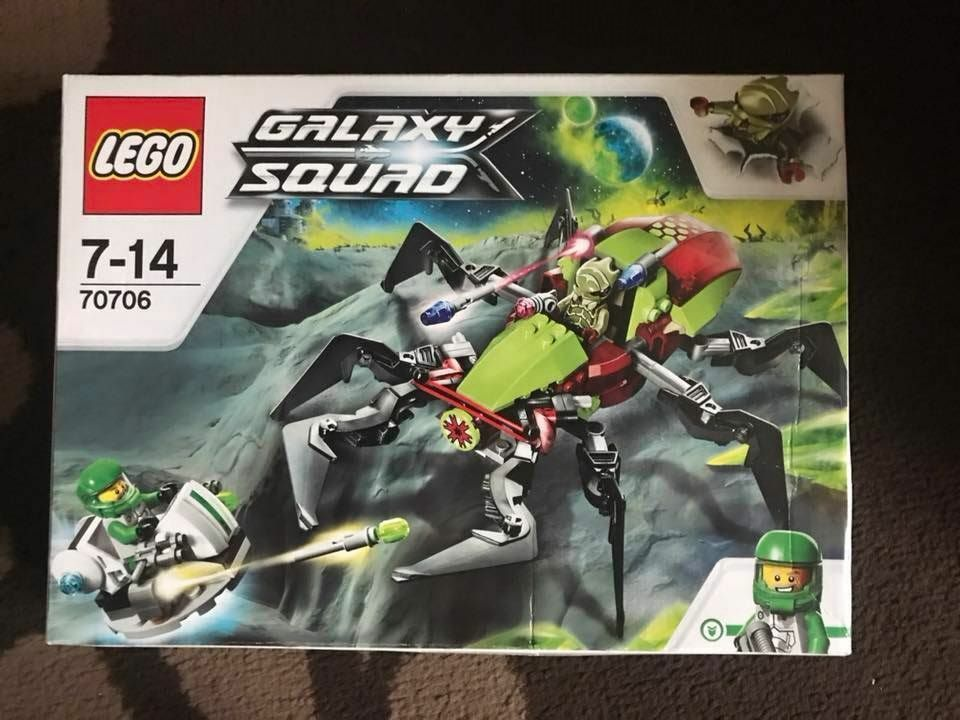 LEGO Space Crater Creeper (70706)