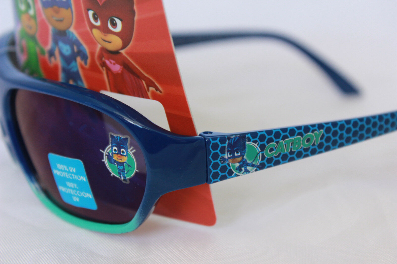 60e5e439b29 PJ Masks Connor Catboy Gekko Boys Sunglasses 100 UV Protection Kids  Children for sale online | eBay